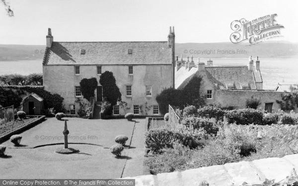 Photo of Tongue, Tongue House 1952