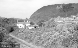Tongwynlais, And Castle Coch c.1960