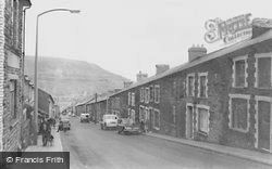 Tonypandy, Court Street c.1965
