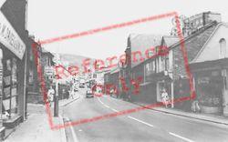 Tonypandy, Dunraven Street c.1965