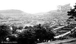Tonypandy, General View c.1960