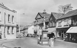 The Square c.1960, Tonypandy