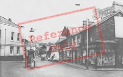 Tonypandy, The Square c.1965
