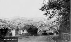 View From Penygraig Park c.1960, Tonypandy