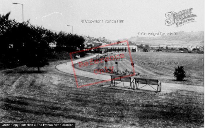 Photo of Tonyrefail, General View c.1965