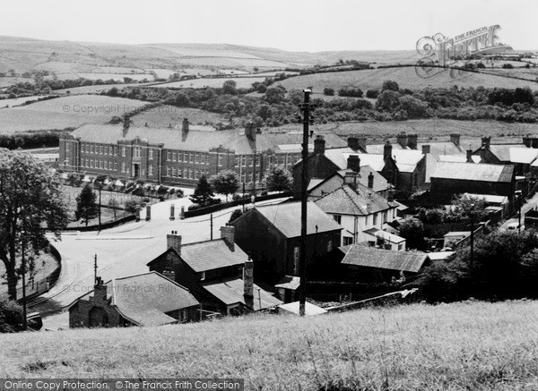 Photo of Tonyrefail, Grammar School c1955