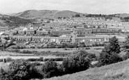Tonyrefail, the Village c1955