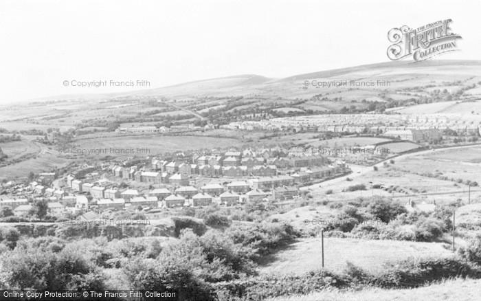 Photo of Tonyrefail, Tynybryn Estate c.1955