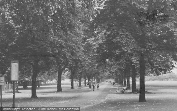 Photo of Tooting Bec, Common 1951