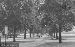 Tooting Bec, Common 1951