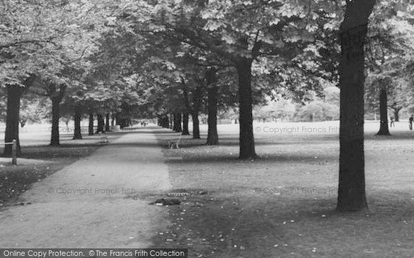 Photo of Tooting Bec, Common 1961