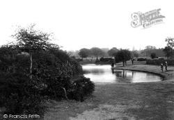 Tooting Bec, Common, Pond 1898