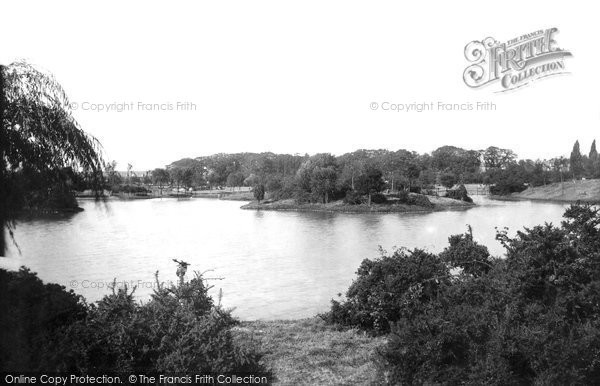 Photo of Tooting Bec, Common, The Pond 1898