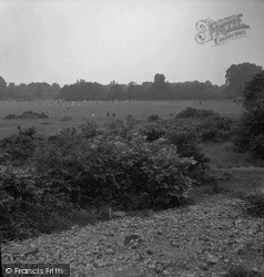 Tooting Bec, Cricket On The Common 1951