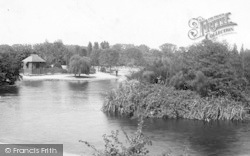 Tooting Bec, The Lake 1904, Tooting Bec Common