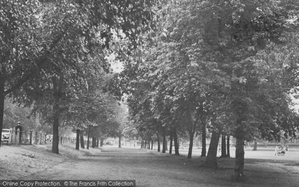 Photo of Tooting Bec, The Ride 1951