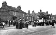 Topcliffe, Annual Gypsy Fair 1962