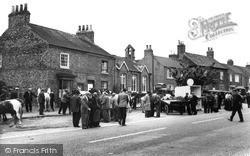 Topcliffe, Annual Gypsy Fair 1962