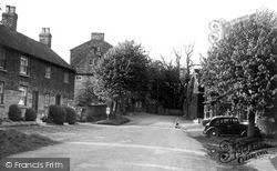 Topcliffe, Church Street c.1955