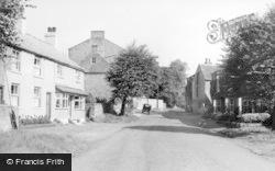 Topcliffe, Church Street c.1960