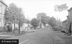 Topcliffe, Front Street c.1955