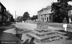 Topcliffe, Long Street 1958