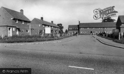 Topcliffe, New Houses c.1960