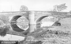 Topcliffe, The Bridge c.1955