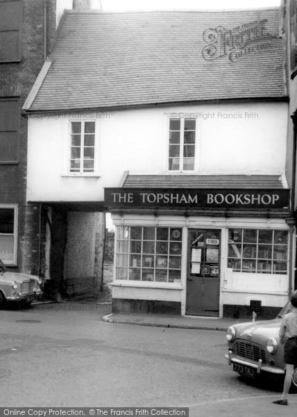 Photo of Topsham, Church House c.1965