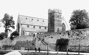 Topsham, the Church 1906