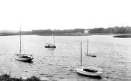 Topsham, River Exe 1906