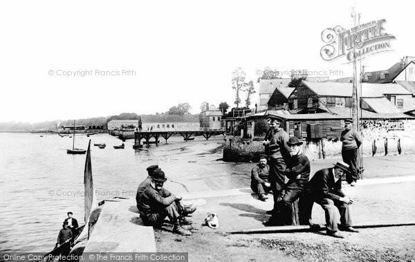 Topsham, the Quay 1906
