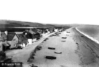 Torcross, General View 1907