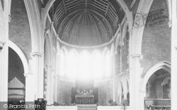 Torquay, All Saints' Church 1889