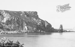 Torquay, Anstey's Cove 1889