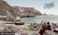 Torquay, Anstey's Cove 1896