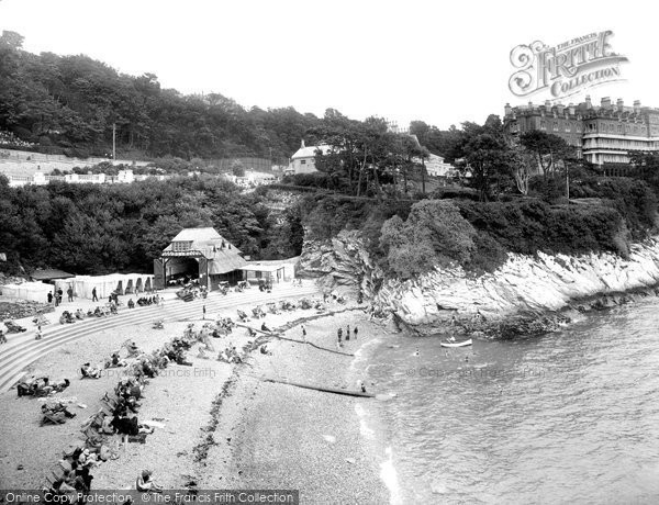 Photo of Torquay, Beacon Cove 1928