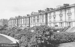 Torquay, Belgrave Crescent 1889
