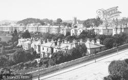 Torquay, Carey Crescent 1889