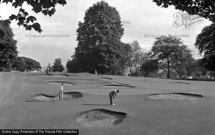 Photo of Torquay, Golf Approach, Torre Abbey 1951