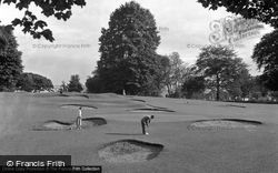 Torquay, Golf Approach, Torre Abbey 1951