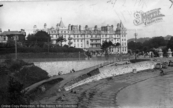 Photo of Torquay, Grand Hotel 1912