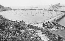Torquay, Harbour 1906
