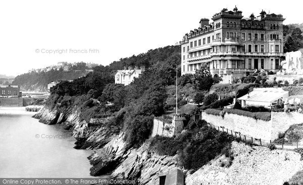 Photo of Torquay, Imperial Hotel 1888