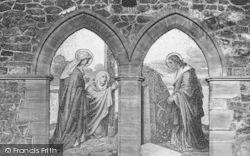 Torquay, Mosaics In St John's Church 1912