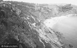 Torquay, Oddicombe Beach 1896