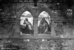 Torquay, St John's Church, Mosaics Of St John 1912