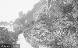 Torquay, Terrace Walk 1901