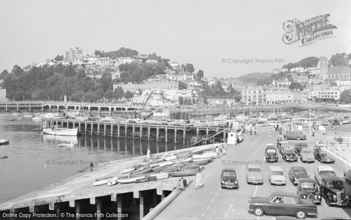 Torquay, the Harbour 1963