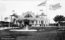 Torquay, The Pavilion 1912